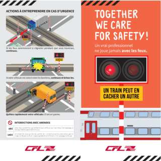 Together we care for safety ! (CFL)