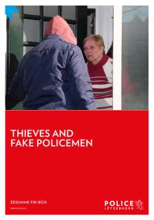 Thieves and fake policemen