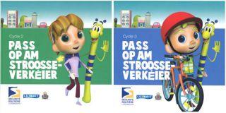 Pass op am Stroosseverkér - Cycle2-3